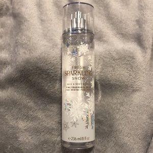 ⭐️ 3/$35⭐️ Bath & Body Works Fresh Sparkling Snow